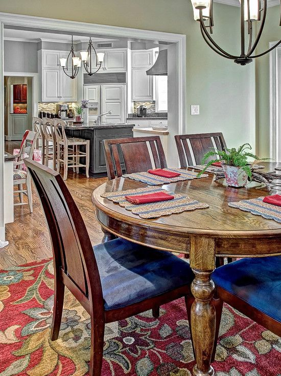 Furniture Ideas For Creating Wonderful House Fabulous Dining Room With Upholstered Chairs High Point NC