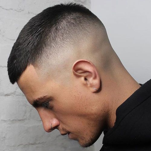 25 Very Short Hairstyles For Men (2019 Guide) – #G…