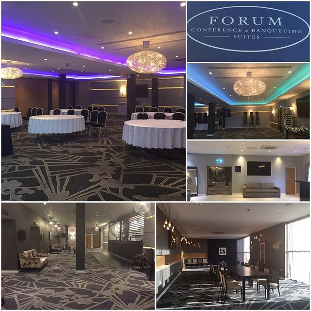 Just concluded a very successful site visit/planning meeting to the Forum Banqueting Suite in Stevenage, with one of our lovely 2017 brides. So if you're looking for a venue in the middle of Stevenage, which is around 50mims drive from London with amazingly shocking beautiful banqueting facilities for up to 500 guests, allows external catering, onsite wedding accommodation, a large cocktail area, bar, affordable paid parking for over 300 cars and set in the middle of the town centre then…