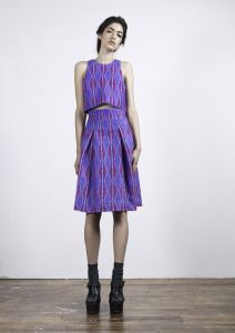 MAFRIKA offers high quality, high fashion, current and conscience clothing that is ethically sourced and produced in Malawi.
