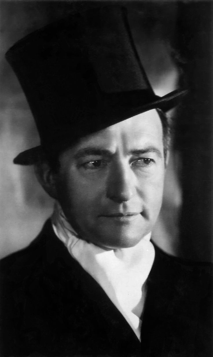 Claude Rains (1889 - 1967) best known for The Invisible Man (1933), The Adventures of Robin Hood (1938) Mr. Smith Goes to Washington (1939), The Wolf Man (1941), Casablanca (1942), Lawrence of Arabia (1962).