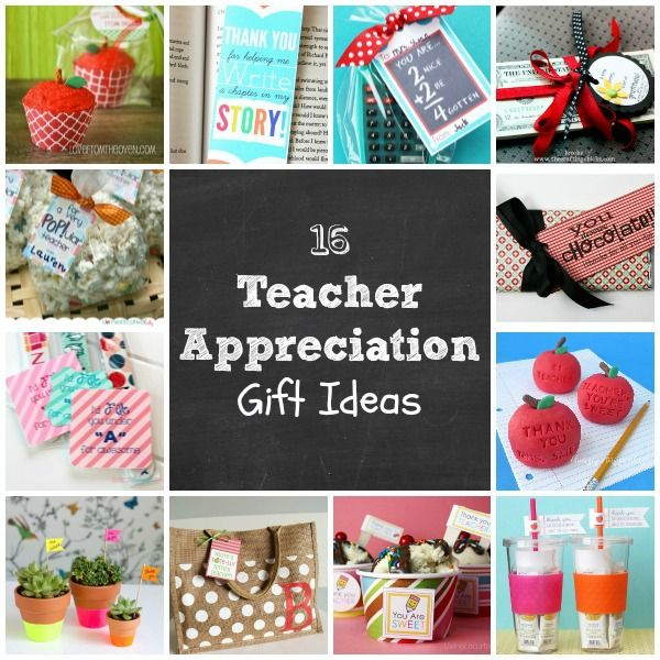63 best teacher appreciation images on pinterest teacher 16 teacher appreciation gift ideas design dining and diapers fandeluxe Image collections
