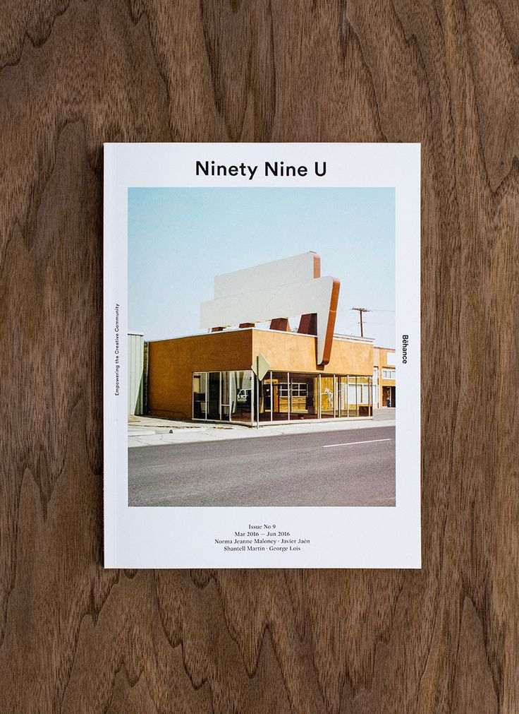 Ninety Nine U magazine - Editorial Design | Abduzeedo