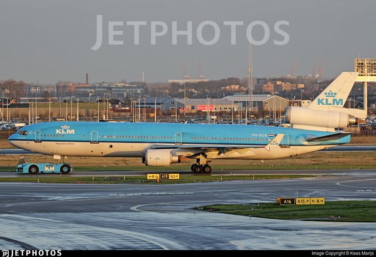 Photo de PH-KCK - McDonnell Douglas MD-11 - KLM Royal Dutch Airlines
