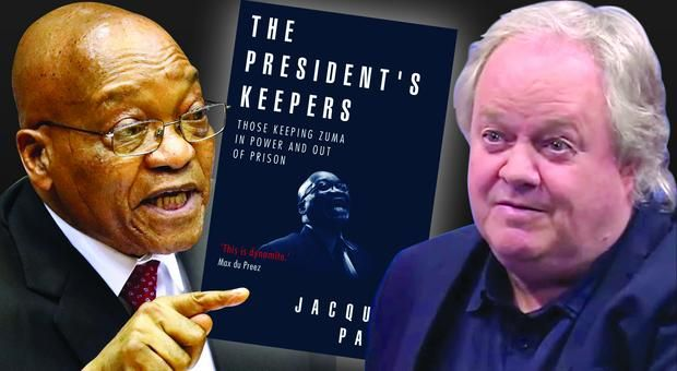 """""""I AM well-prepared, not fazed in the least because they will not succeed."""" These are the words of Jacques Pauw, the author of the explosive book, The President's Keepers, as the State Security Agency (SSA) has moved to silence him and stop the further distribution of the book."""