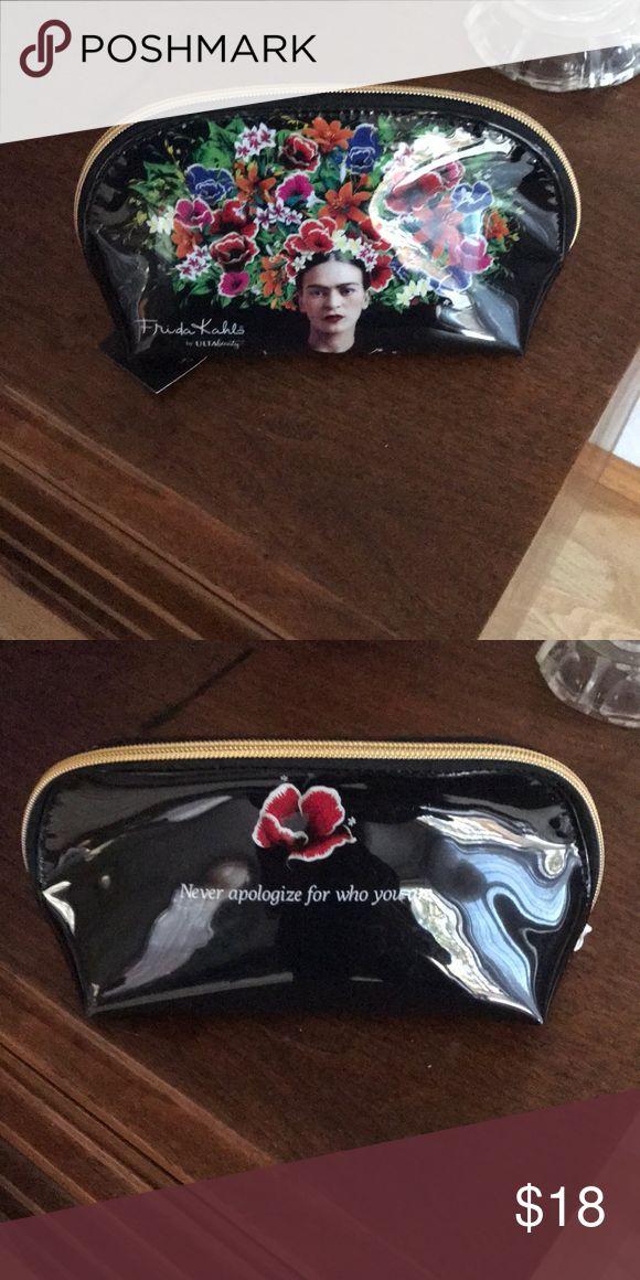 Frida Kahlo Makeup bag from Ulta Still in packaging Ulta