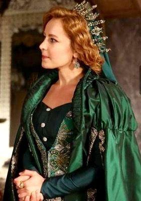 Hümaşah Sultan (Vildan Atasever) series actress magnificent century