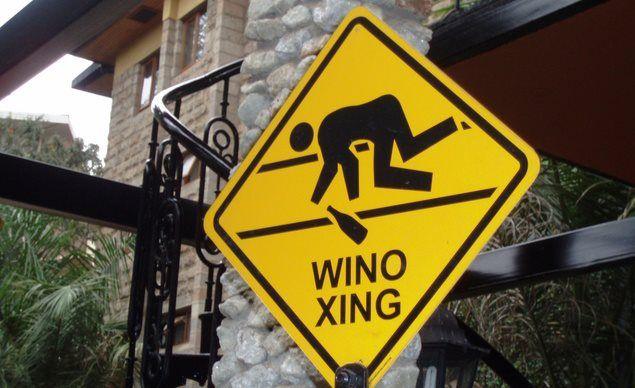 wino crossing