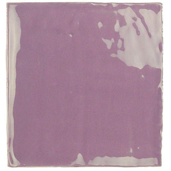 Kolekcja Mediterranean - płytki ścienne Mediterranean Purple 15x15