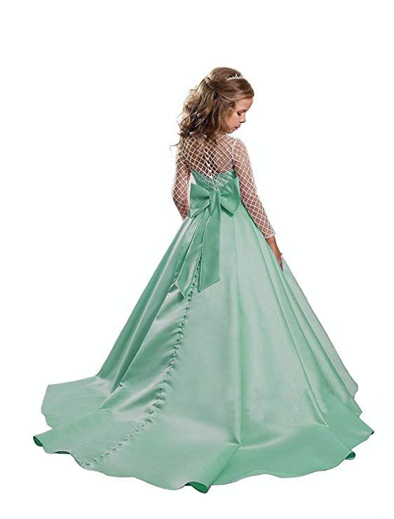 Price 5300 6900 Amazoncom Christmas Fancy Flower Girl Dress