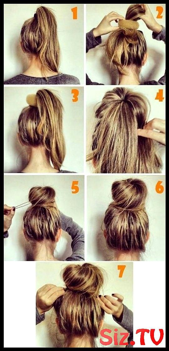 45 Easy Hairstyles Step By Step Diy 29 45 Easy Hairstyles Step By Step Diy 29 45 Easy Hairstyles Step By Step Diy Arе You Feeling Bоrеd Wіth Your ...