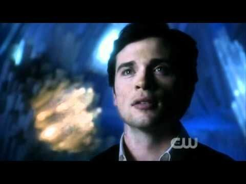 Smallville 10x22 Series Finale - Clark Finally Wears The Superman Suit - YouTube