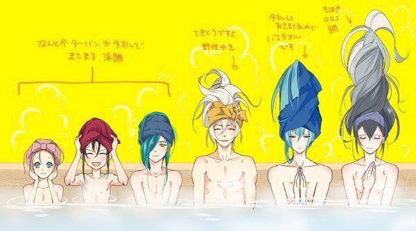 """彩辻 on Twitter: """"風呂に入るとソフトクリームみたいになっている男士たくさんいそうだし数珠丸は本当にどうやっているんだろう https://t.co/fTBOeGUyfW"""""""