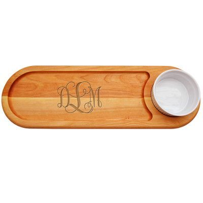 Carved Solutions Everyday Dipping Board