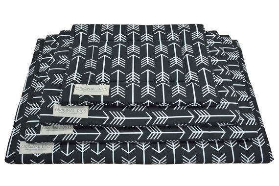 Arrow Crate Mat | Pet Pad | Dog Crate Bed | Water Resistant | Kennel Pad | Luxury Dog Mat | Puppy Mat | Small | Medium | Large | XL Mats by originaldigsllc. Explore more products on http://originaldigsllc.etsy.com