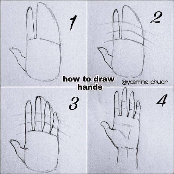40 Drawing Tutorial for Occasional Artists Whereas there are tons of issues out th…