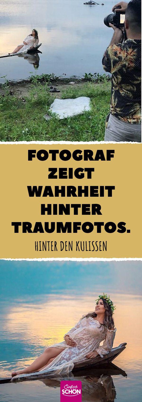 Fotograf zeigt Wahrheit hinter Traumfotos. #humor #fotograf #fotografie
