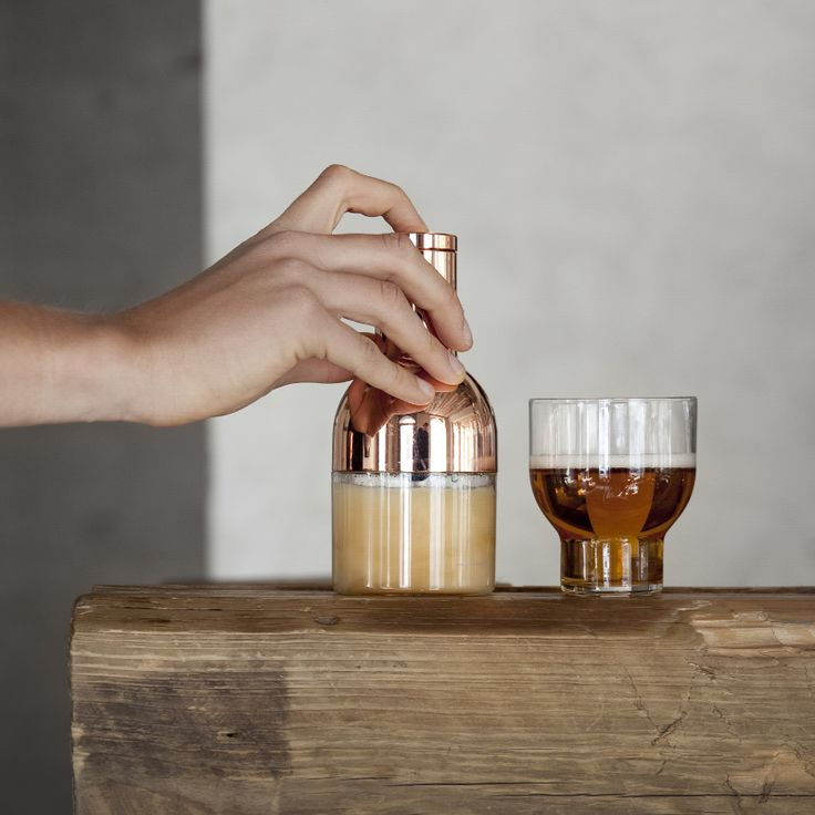 Menu Beer Foamer by Norm Architects