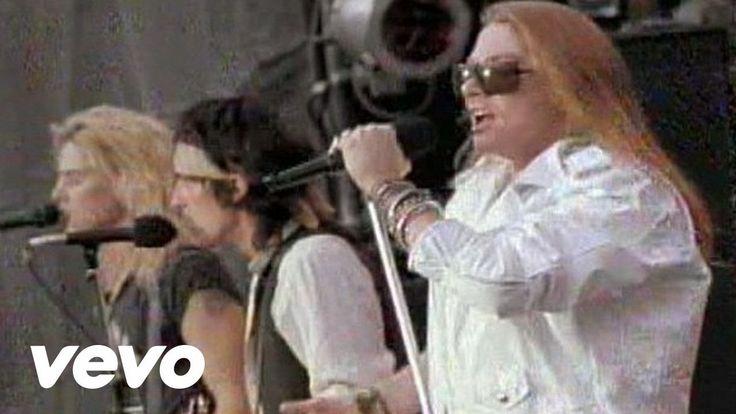 Guns 'n Roses – Paradise City