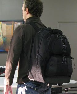 Targus rolling backpack | Integrated Lifestyle | Pinterest | Best ...
