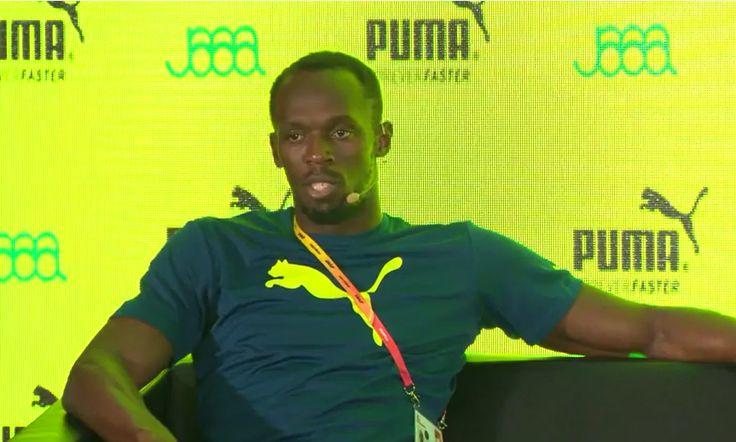 Bolt wint ook finale 200 meter Gatlin weer tweede (Video)