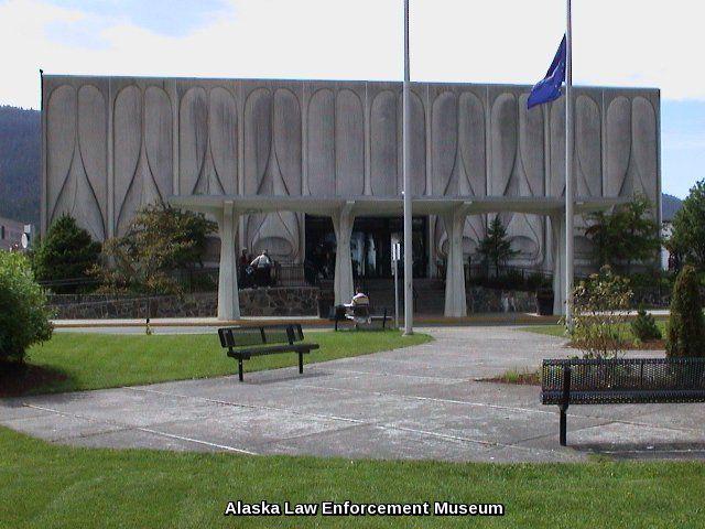 The Alaska Law Enforcement Museum