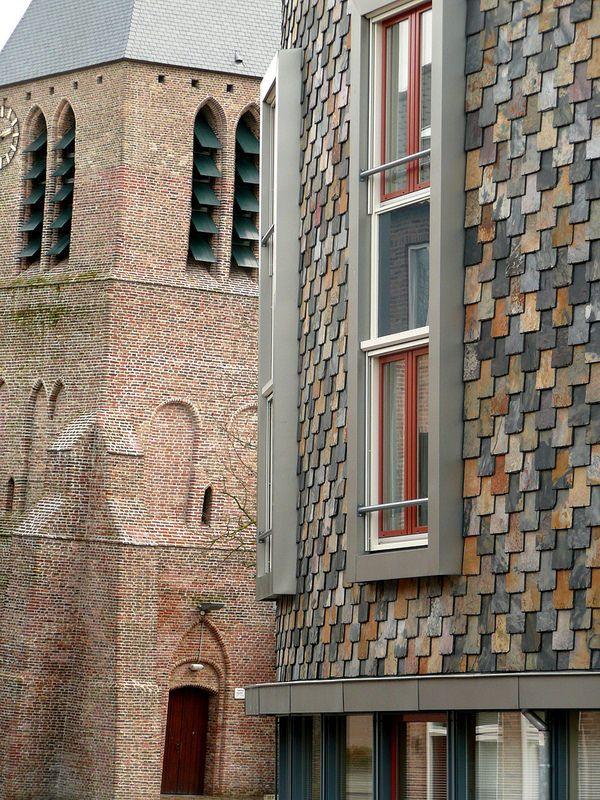 Oud vs nieuw bij Vier Ambachten in Spijkenisse