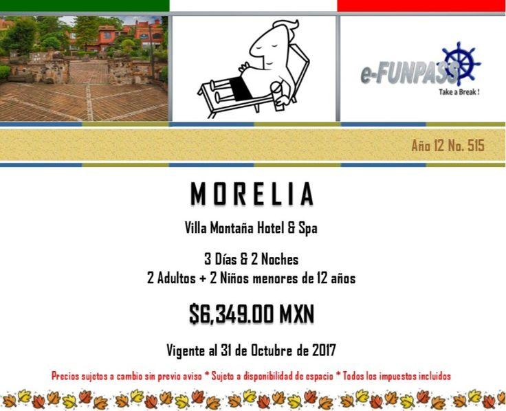 e-FUNPASS Año 12 No. 515 :) Morelia