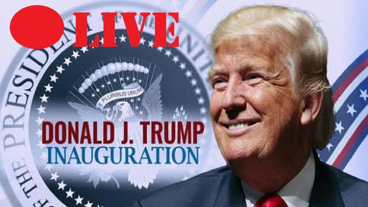 LIVE FOX NEWS: President Trump Inauguration DAY - CNN Live News