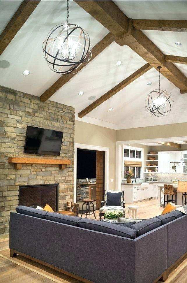 Image Result For Lighting Solutions On Sloped Ceiling Living Room Lighting Vaulted Ceiling Lighting Living Room Ceiling