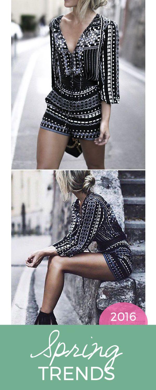 Spring Fashion Trends 2016 | Progression By Design