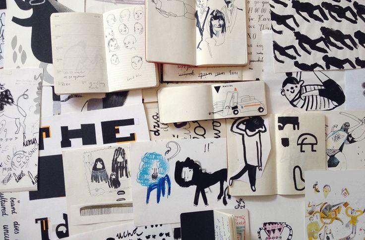 Ola Niepsuj sketches