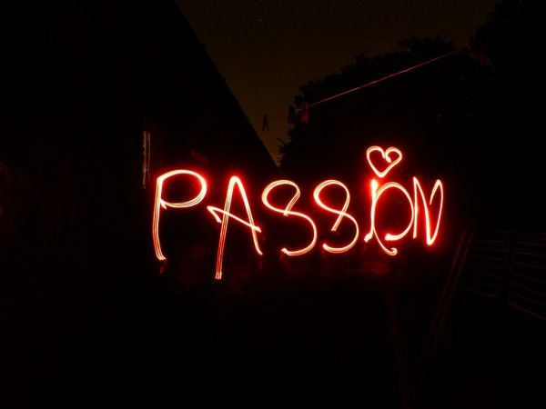 What is passion? take a listen! youthradio.org