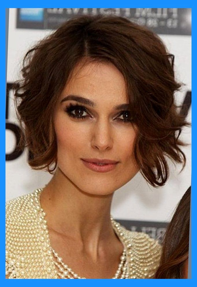 50 Best Hairstyles For Thick Hair Herinterest Chin Length ...