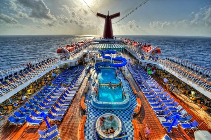 Cruise - Carnival Paradise