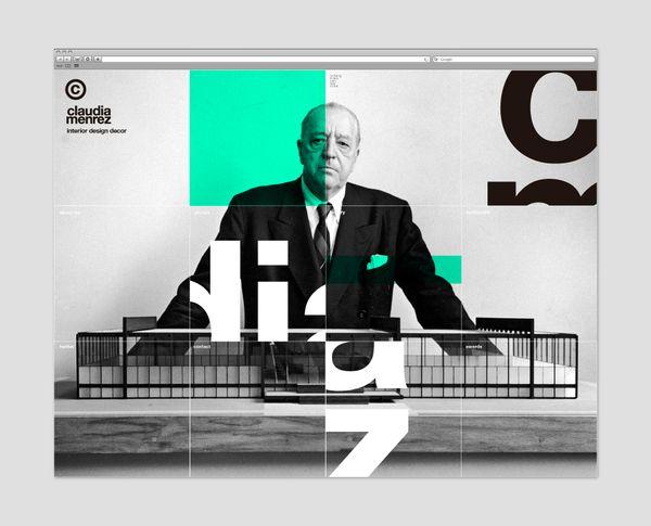 Claudia Menrez™ - Nicolás Vasino Design & Communication: Webdesign, Web Design, Design Defin, Sw Branddesign, Graphics Design, Design Prints Reference, Colors Splash, Website Design, Architecture Website