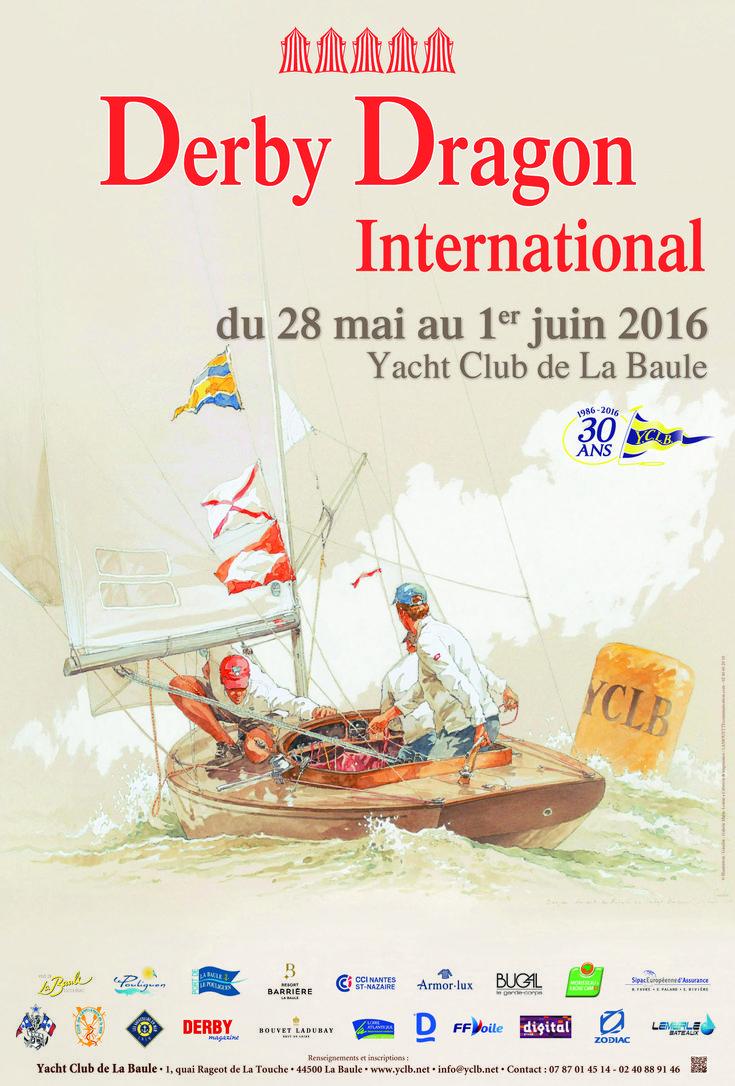 DERBY DRAGON International | Yacht Club de La Baule