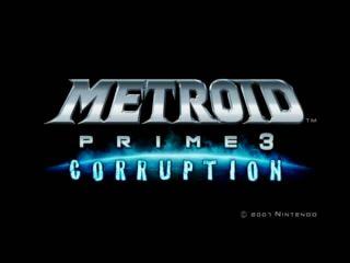 Speed Demos Archive - Metroid Prime 3: Corruption
