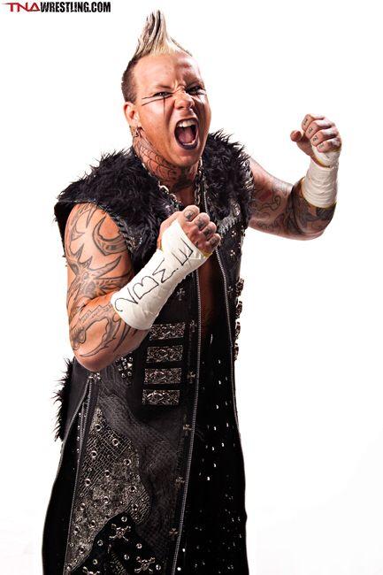 Ink Inc  TNA  Shannon Moore - WWE World