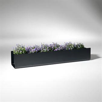 Jorda window box _ black 100 cm - SMD Design _ SCANDINAVIAN DESIGN CENTER