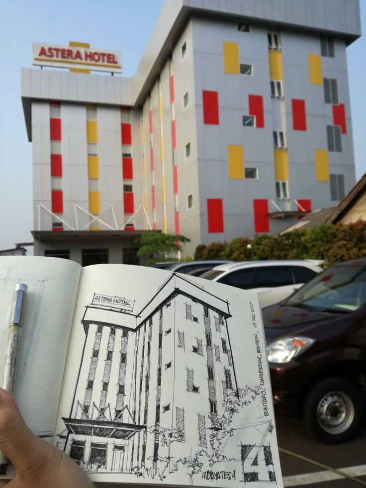 hotel astra bintaro, tanggerang