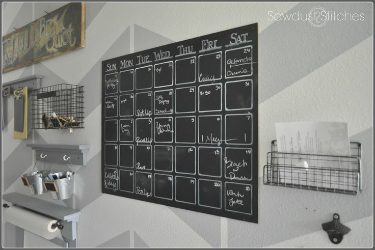 No power tools? No problem. This post is specifically for you! Home Depot carry a 2'x4′ panel of chalkboard for $10. I know there are a lot of different options on chalkboard paint, but I have found this is cheaper and less labor intensive. If you do not have your own table saw I would suggest asking someone in the lumber department to cut it to your desired size. They are very helpful and will do it for free [Continue Reading]