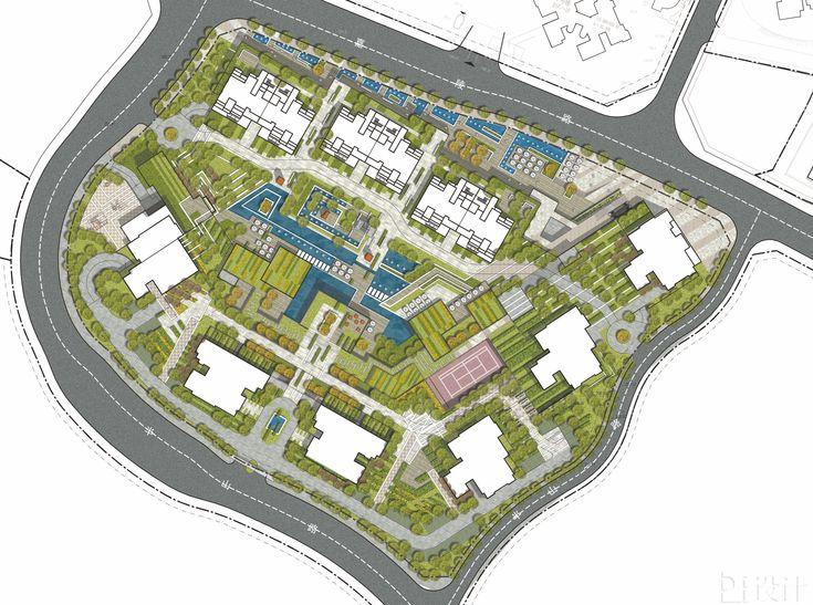 Great Top 100 Amazing Landscape Layout Ideas V.3 | Download CAD Blocks,Drawings,.  Landscape DesignGarden ...