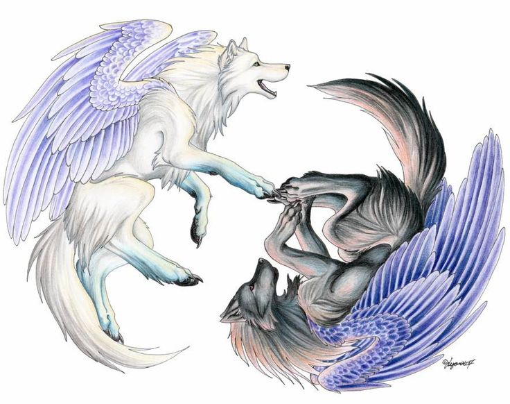 Animal Totem for Pisces : The Wolf