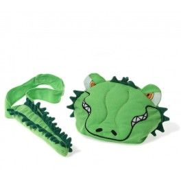 Crocodile Hat & Tail Set