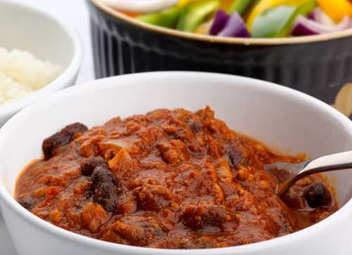 9 best food safety week images on pinterest food safety safety recipe for chilli con carne from the live well section of the nhs website forumfinder Choice Image