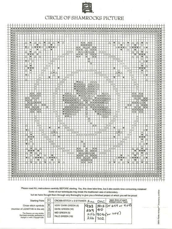 Celtic Cross Stitch Patterns | Found on polterguist.gallery.ru