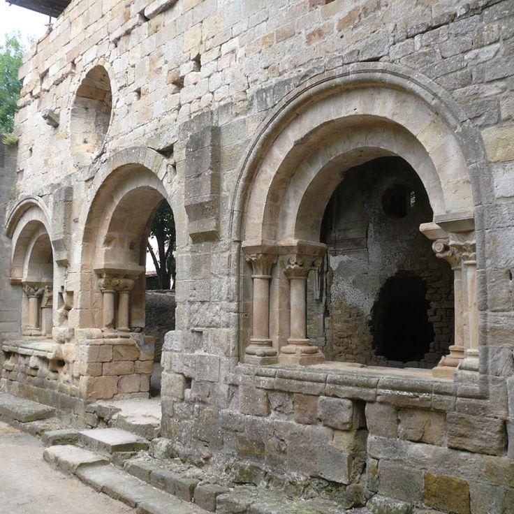 233 best languedoc roussillon 11 aude 30 gard 34 h rault for Architecture romane