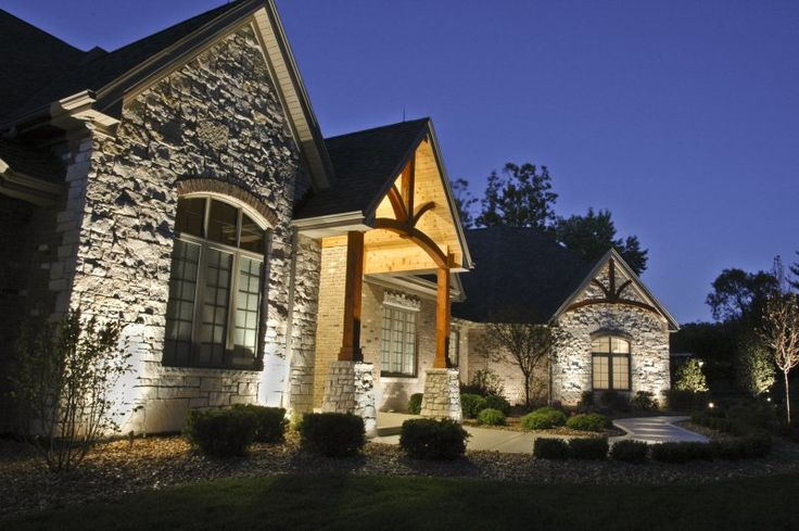 18 Best Images About House Ground Lighting On Pinterest