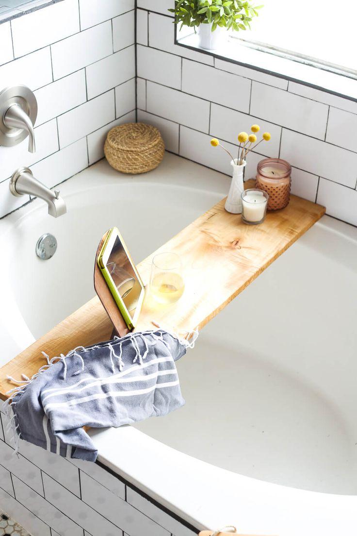 how to make bathroom more cozy